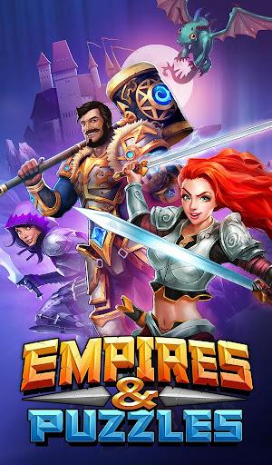 Empires & Puzzles: Epic Match 3 28.1.0 screenshots 19