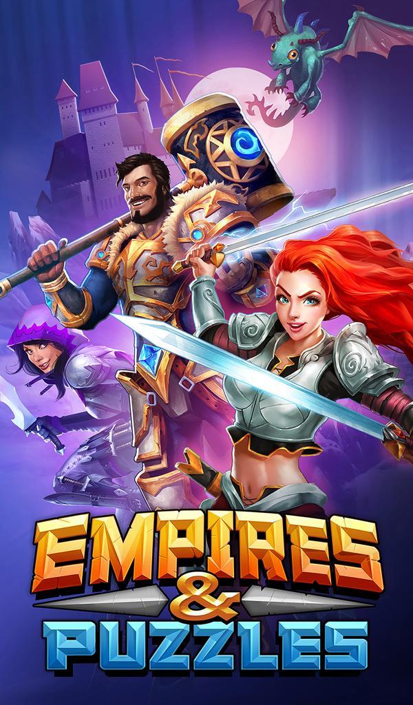 Empires & Puzzles: RPG Quest Screenshot 18