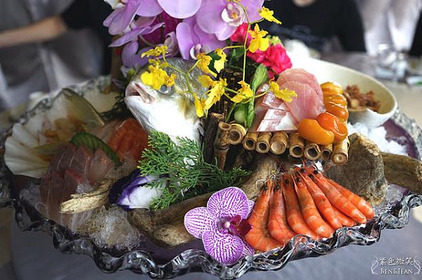 蘭晶心作料理.無菜單料理~空間舒適、素雅大方、利用蘭陽在地料理創造出的無菜單料理