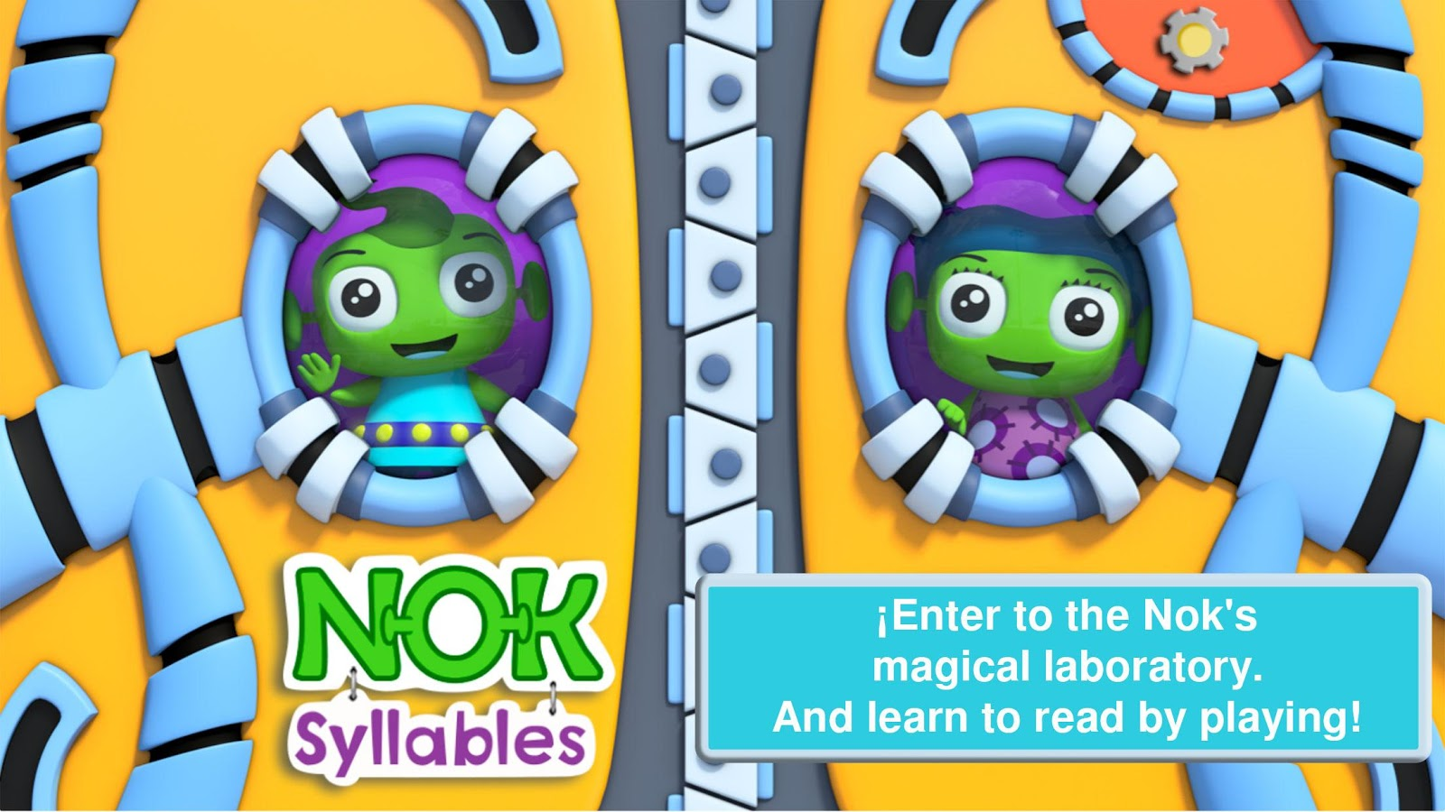 Learn to Read Nok-Syllables- screenshot