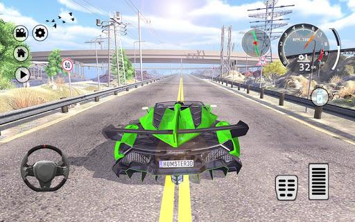 Drift Simulator: Veneno Roadster 1.0 screenshots 1