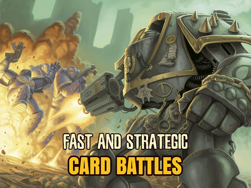 The Horus Heresy: Legions u2013 TCG card battle game screenshots 18