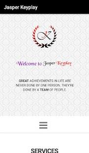 Jasper Keyplay - náhled