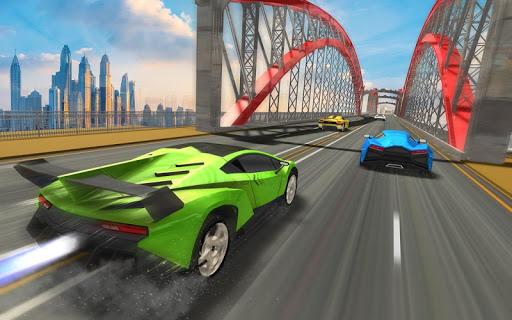 The Corsa Legends - Modern Car Traffic Racing screenshots 3