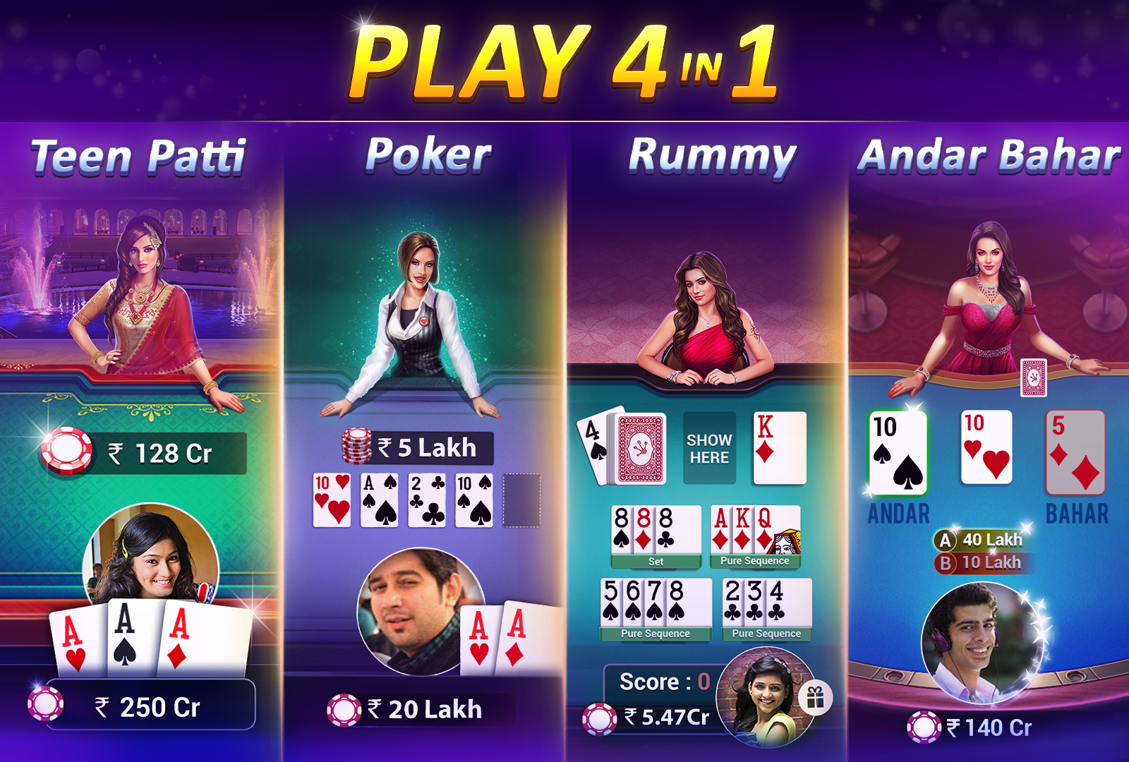 Teen Patti Gold Mod Apk (Unlimited Chips / Mod) Hack 5