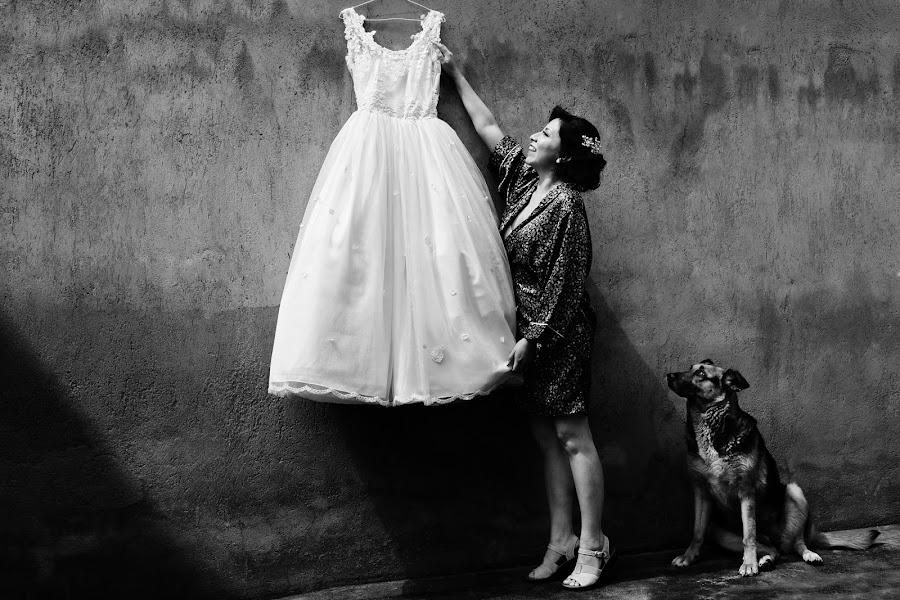 Vestuvių fotografas Viviana Calaon moscova (vivianacalaonm). Nuotrauka 20.04.2018