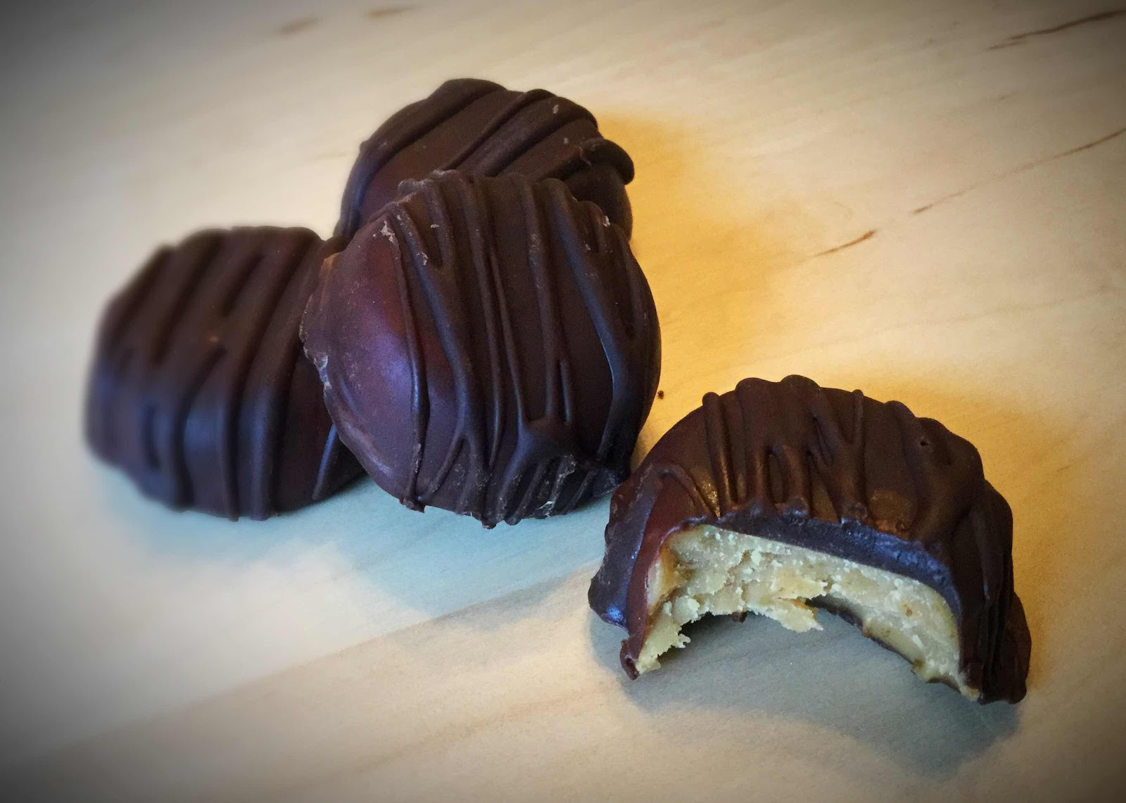 Low Carb Chocolate Peanut Butter Candy
