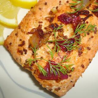 Zesty Pan Fried Salmon