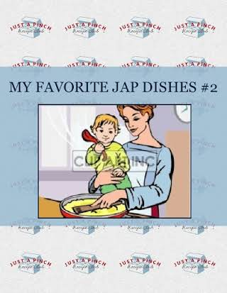 MY FAVORITE JAP DISHES #2