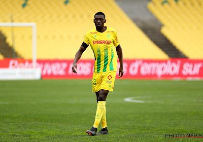 Le Club Bruges sur les traces d'un attaquant du FC Nantes