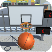 Shooting Hoops баскетбол игра