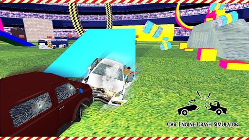 Crash Car Engine Simulator: Junkyard Speed Bumps 1.0 screenshots 5