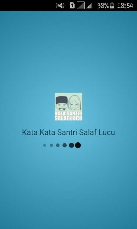 Kata Kata Santri Salaf Lucu Android Apps Appagg