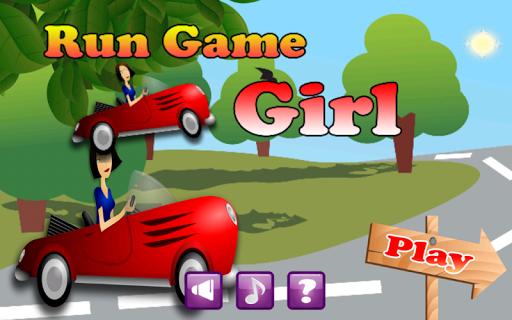 Run Game Girl