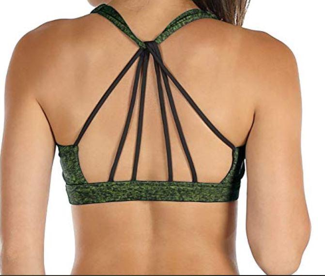 Best workout bra for women   Top sports bar review   gym bra for women   bestfitnessgear4u.com