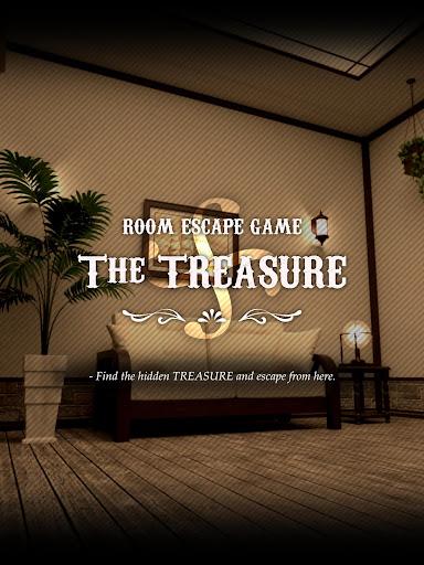 The TREASURE - Escape Game - 1.8.1 Cheat screenshots 7