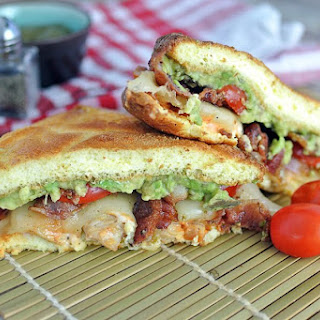 Bacon, Avocado, and Chicken Sandwich Recipe