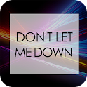 Don't Let Me Down icon