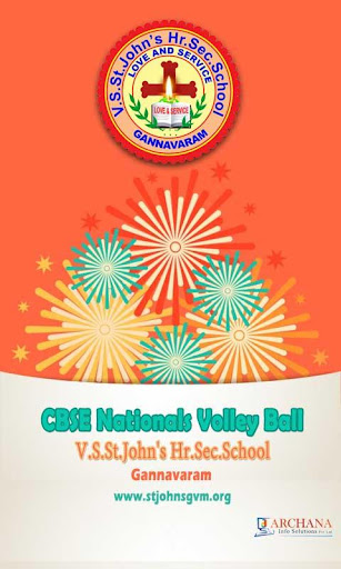 CBSE National Volley Ball