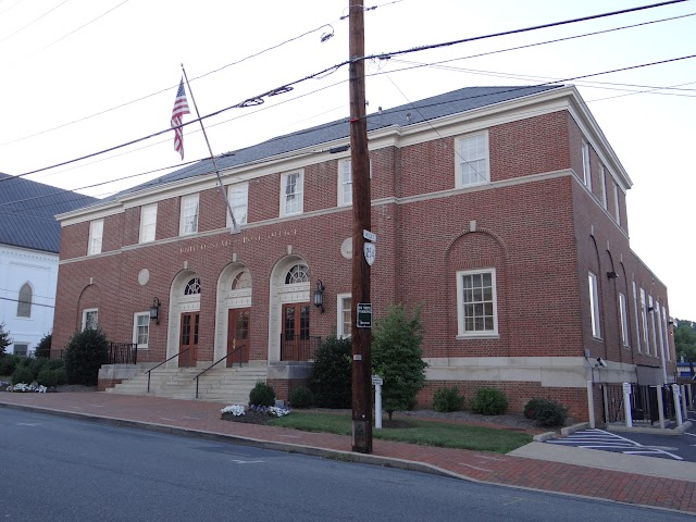 Staunton, VA: Woodrum Station [downtown] post office