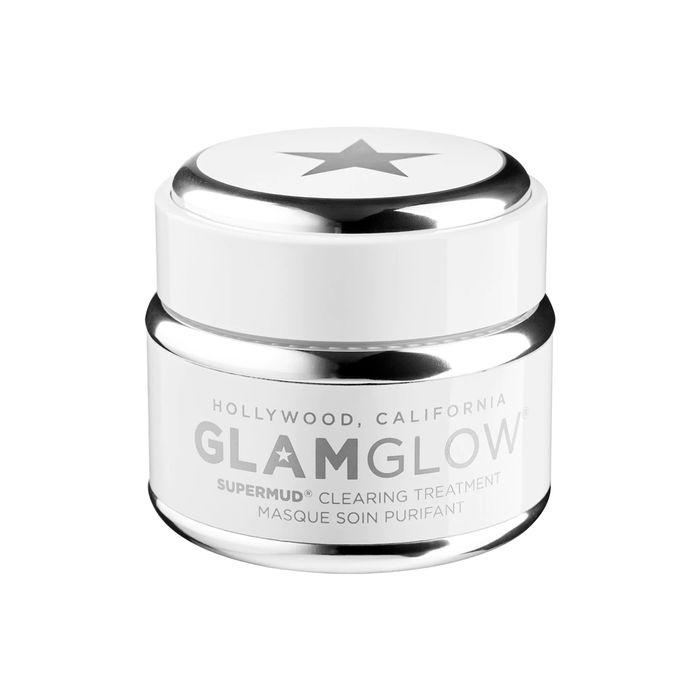 GlamGlow Supermud Charcoal Instant Treatment Mask