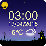 Scary Clock Widget 2.0 Apk