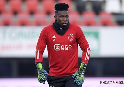 Trekt dopinggeschorste Ajax-doelman naar Inter Milaan?