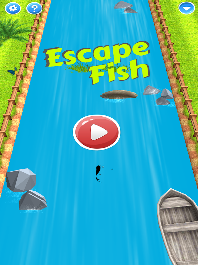 Escape fish fishing game android apps on google play for Fish fishing games