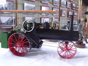 Photo: Tracteur à vapeur sorti des ateliers mavap ......
