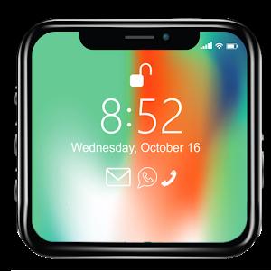 Always on Display AMOLED phone x