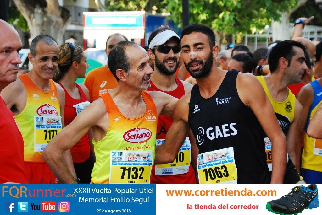 Fotos Vuelta Popular a Utiel 2018 Memorial Emilio Seguí