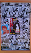 Photo: Ise Lyfe Pistols and Prayers performance posters in Downtown Oakland on p. 33 of Oakland in Popular Memory. June 2011. Photo by Matt Werner.