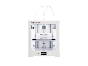 Ultimaker 3 3D Printer Fully Assembled
