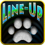 Line-Up Animals: Puzzles in Mazes Solitaire APK icon