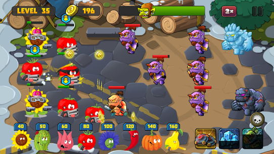 Plants vs Goblins 3 4.0.8 MOD 4