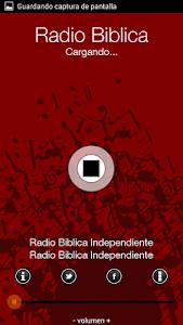 Radio Biblica Independiente screenshot 1
