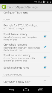 Bitcoin Checker Screenshot