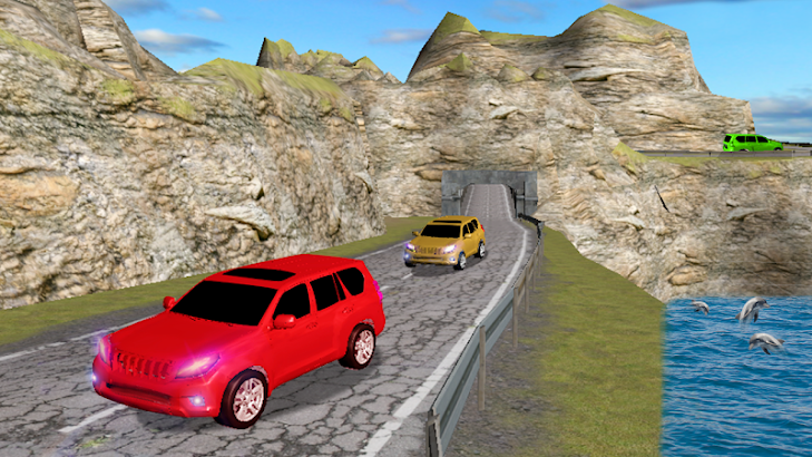 Fast Speed Prado Race - Drive Prado on Mountain- screenshot thumbnail