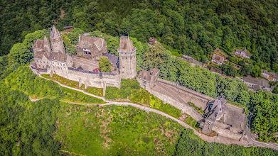 Photo: #Luftaufnahme  über der #Burg #Altena im #Sauerland  - #aerialphotography  the #castle  of #Altena in the Sauerland region in Western #Germany    Mit #DJI #Phantom2  #Vision plus   #photomaniagermany curated by +Nicole Gruber & +Sandra Deichmann & +Markus Landsmann & +dietmar rogacki & +Photo Mania Germany