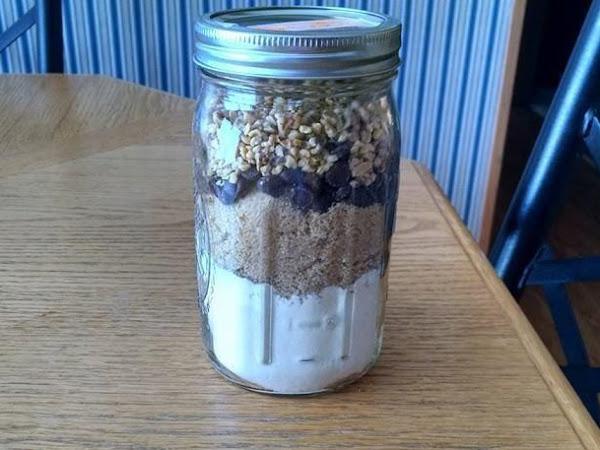 Black Forest Banana Bread In A Jar Recipe
