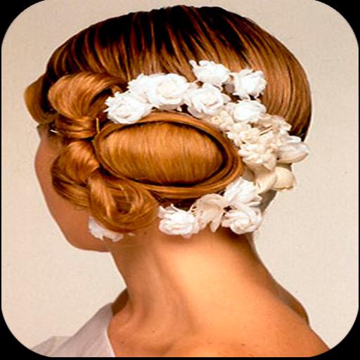 新娘发型。 娛樂 App LOGO-硬是要APP
