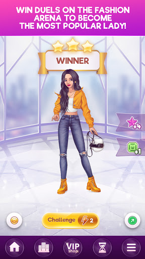 Lady Popular: Fashion Arena 94.5 screenshots 21