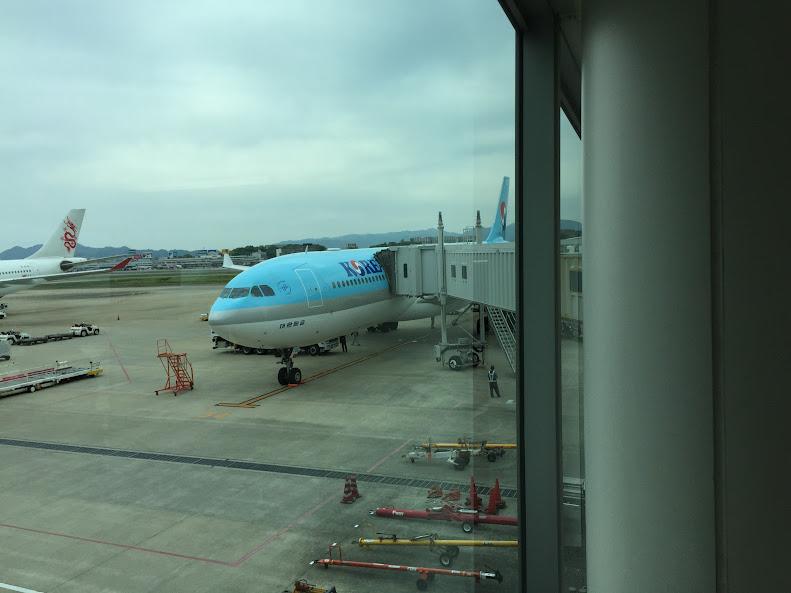 大韓航空 A330