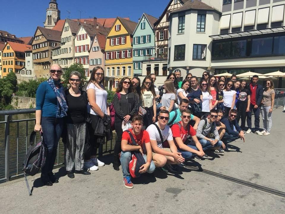 Friedrichshafen 2018: Posjeta Tübingenu i fabrici čokolade