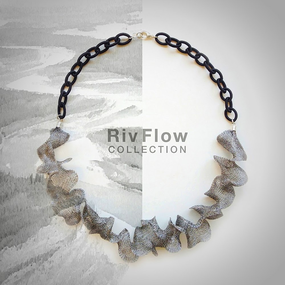 Riv Flow Necklace