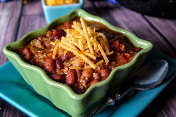 State Champion Chili Made Easy