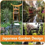 Japanese Garden Design Icon