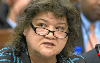 Lynne Brown. Picture: BUSINESSLIVE