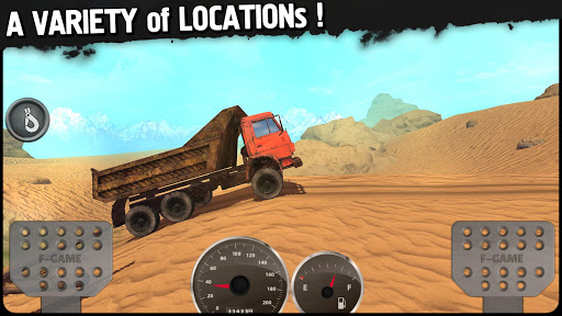 Off-Road Travel: 4x4 Ride to Hill 1.041 {cheat|hack|gameplay|apk mod|resources generator} 3