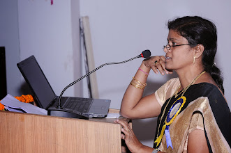 Photo: Dr. Aruna Devi, Guest of Honor - Executive - POWER